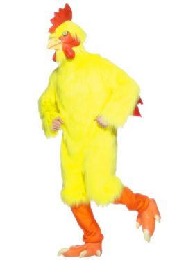 Super Deluxe Chicken Costume - Full Suit